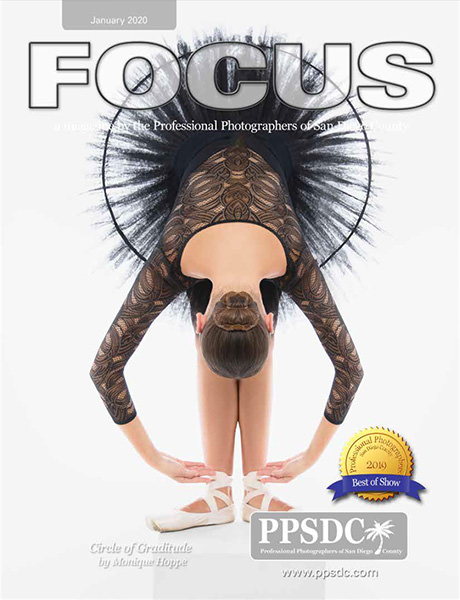 Publication Focus - Professional Photographers of San Diego County